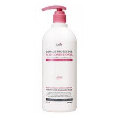 Lador Damage Protector Acid Conditioner - Кондиционер с аргановым маслом и коллагеном