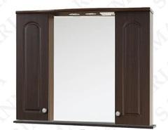 Зеркало-шкаф SanMaria Венге-100 венге