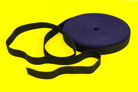 Еластична стрічка, Let's make, ширина 20 мм., чорна