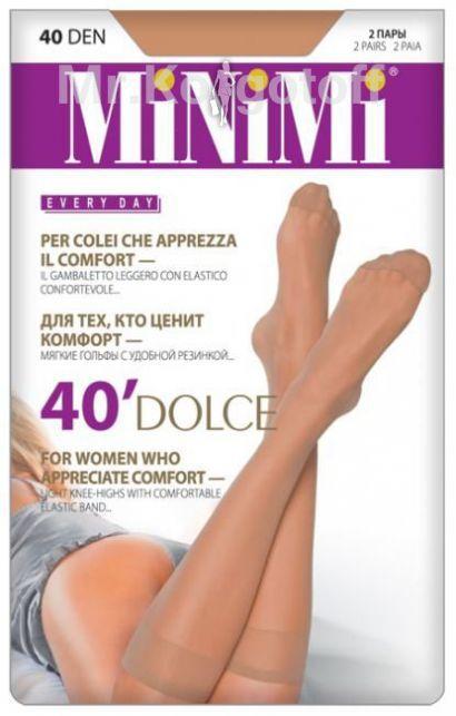 Носки Minimi Dolce 40 (2 пары)