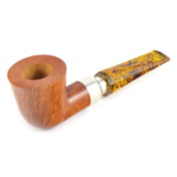 Курительная трубка Ser Jacopo Mignon Ambra, S742-1