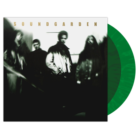 Soundgarden ‎/ A-Sides (Coloured Vinyl)(2LP)