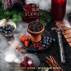 Табак Element 100г - Wildberry mors (Вода)
