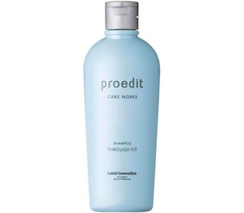 Lebel Proedit Шампунь для жёстких и непослушных волос Through fit shampoo купить online
