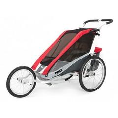 Многофункциональная детская коляска, Thule, Chariot Cougar1 + ПОДАРОК