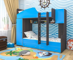 Кровать двухъярусная Юниор2