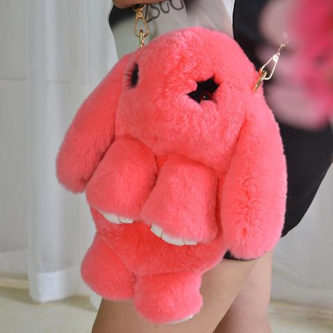 3D Сумка кролик