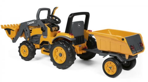 Детский экскаватор Peg Perego John Deere Construction Loader OR0088