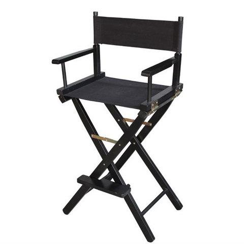Разборный стул визажиста из дерева