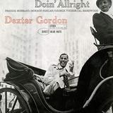 Dexter Gordon / Doin' Allright (LP)