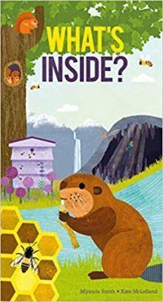 Kitab What's Inside? | Miranda Smith