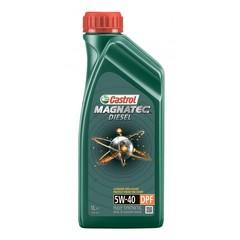 Castrol Magnatec Diesel 5W-40 DPF 1л цена
