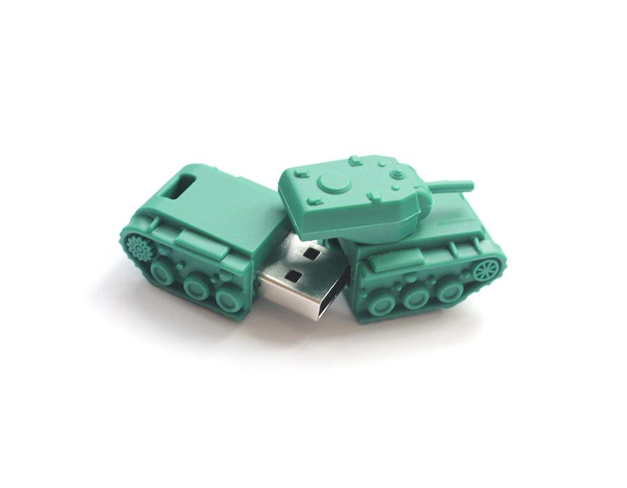 usb-флешка танк