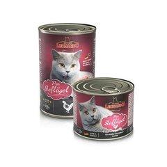 Консервы Leonardo для кошек с птицей
