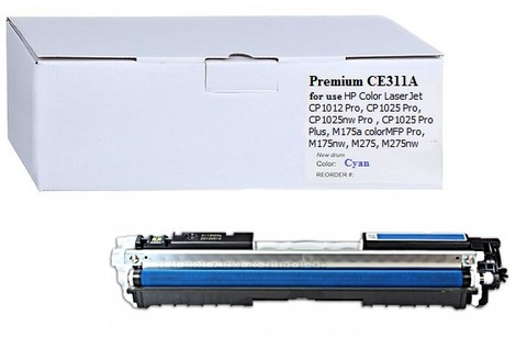 Картридж Premium CE311A №126A