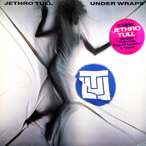 Jethro Tull / Under Wraps (LP)