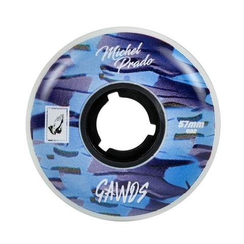 Колеса GAWDS PRO Michel Prado 57mm/90a White