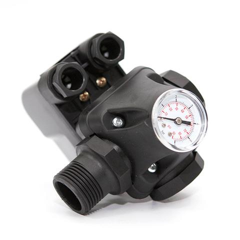 Реле давления с манометром AquaTim PS-04A