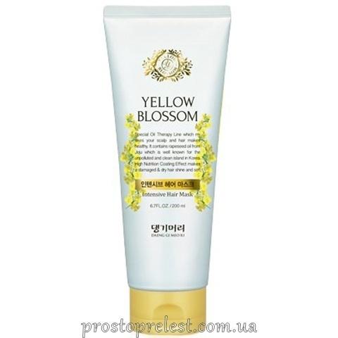 Daeng Gi Meo Ri Yellow Blossom Intensive Hair Mask - Интенсивная маска для волос