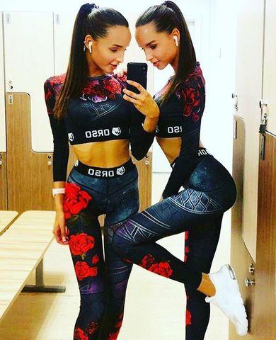 купить женские леггинсы orso kintaro для фитнеса единоборств занятий спортом