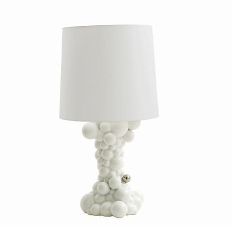 replica Jaime Hayon Bubble table lamp (white)