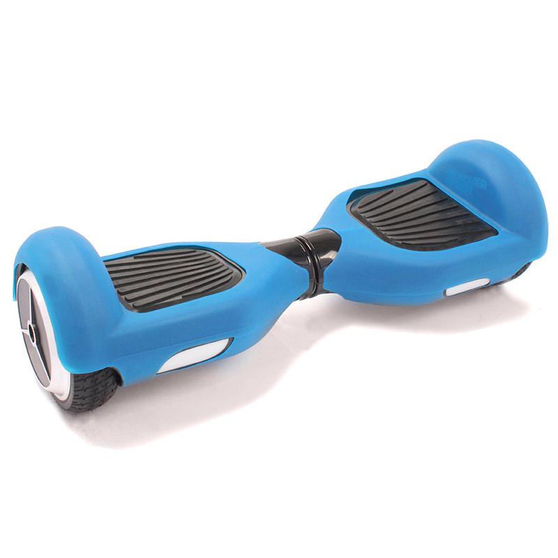 Чехол на гироскутер 6,5  синий силиконовый - 6,5 дюймов, артикул: 712128