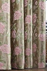 Готовая штора Jardin Royal (светлая роза)