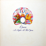 Queen / A Night At The Opera (LP)