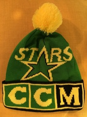 Шапка CCM NHL Dallas Stars