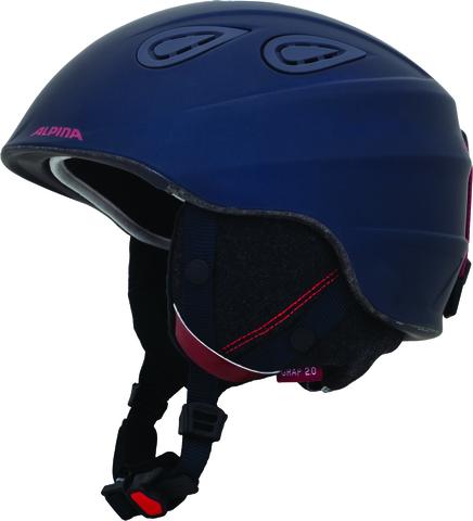 шлем горнолыжный Alpina Grap 2.0 Le