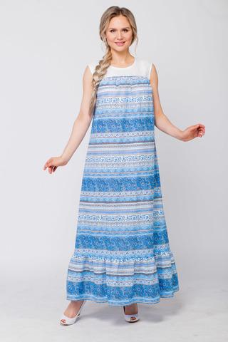 Платье льняное Утренняя роса