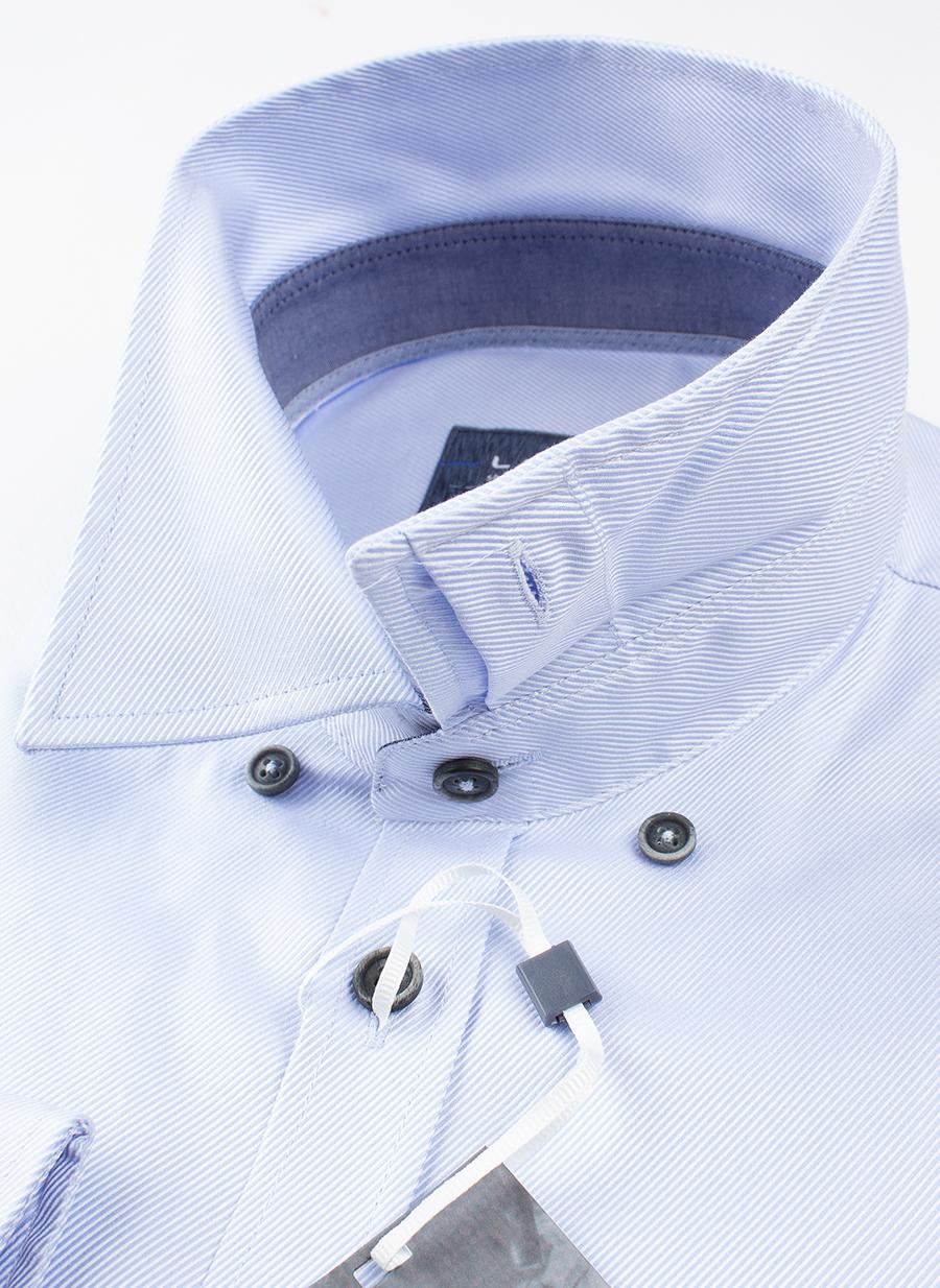 Рубашка Ledub slim fit 0137467-120-180-171
