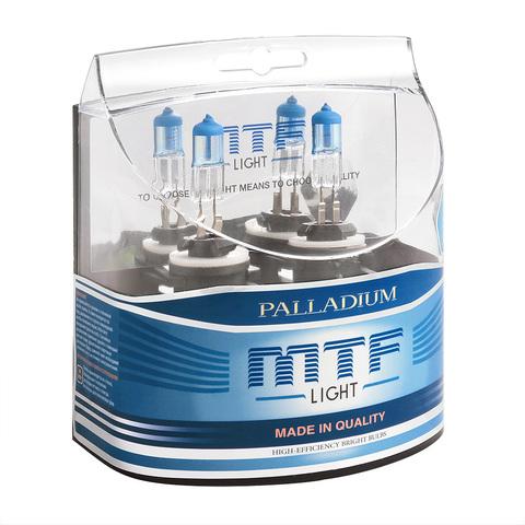 Галогенные лампы MTF Light PALLADIUM H27 (880) 27W