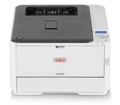 Цветной принтер OKI C332dn (46403102)