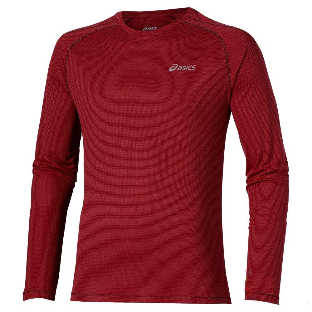 Мужская беговая рубашка Asics LS Crew (114510 6010)