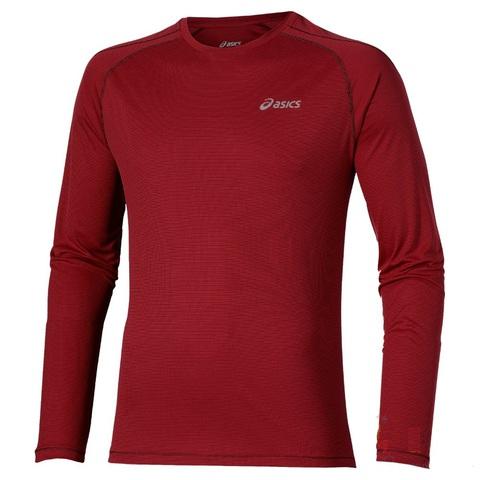 Беговая рубашка Asics LS Crew (6010) мужская