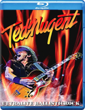 Ted Nugent ‎/ Ultralive Ballisticrock (Blu-ray)
