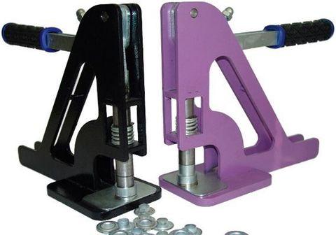 Пресс для установки люверсов Grafalex UR с насадками на 10 и 12 мм