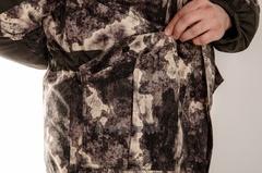 Костюм «Горка Зима» (ткань: алова, цвет: зеленая цифра) Payer
