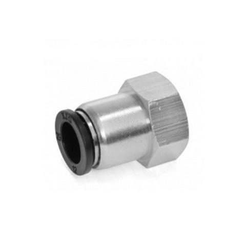 Соединитель быстросъемный с внутренней резьбы 12 мм на кламп 0,5