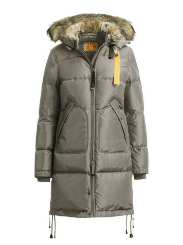 Пуховик Parajumpers Long Bear Sage (Шалфей)
