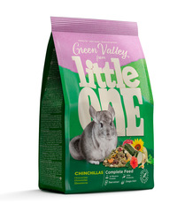 Корм Little One «Зеленая Долина» для шиншилл