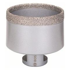 Алмазная коронка Bosch 70 мм сухое сверление для УШМ