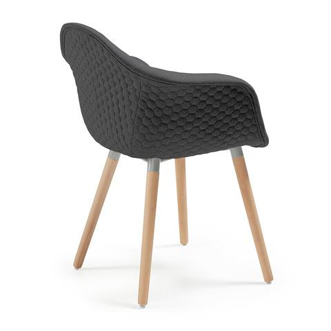 Кресло Kenna темно-серое