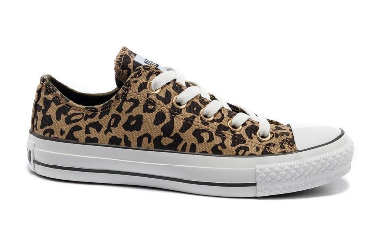 CONVERSE CHUCK TAYLOR ALL STAR LOW LEOPARD (011)