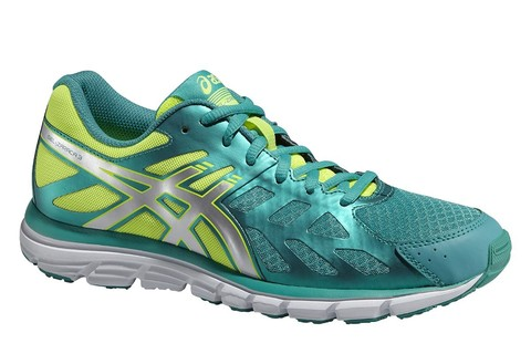 Asics GEL-ZARACA 3 женские кроссовки для бега