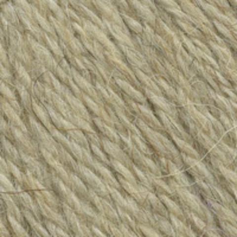Пряжа Деревенька (Троицкая) 2441 натуральный серый