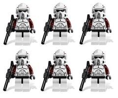 Минифигурки Звездные войны Армия клонов серия 236