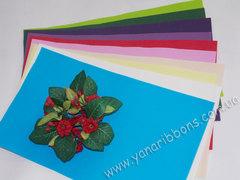 Мини набор иранского фоамирана из 10 цветов