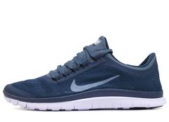 Кроссовки мужские Nike Free Run 3.0 V5 Dk Grey White